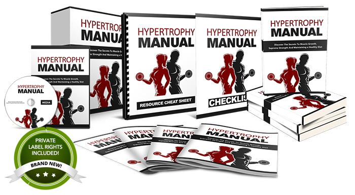 Hypertrophy Manual PLR