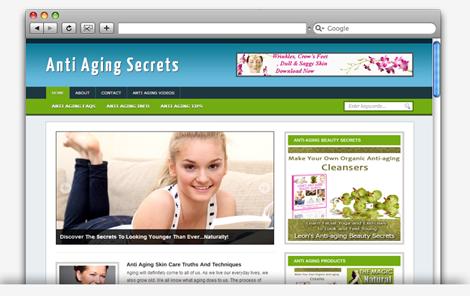 anti aging blog